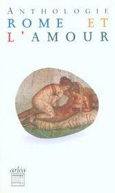 Rome Et L'Amour - Intérieur - Format classique