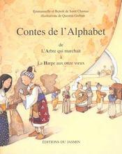 Contes De L'Alphabet T1 (A-H) - Intérieur - Format classique