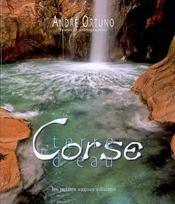 Corse, terre d'eau - Intérieur - Format classique