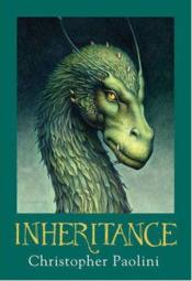 Vente livre :  INHERITANCE: BOOK 4  - Christopher Paolini