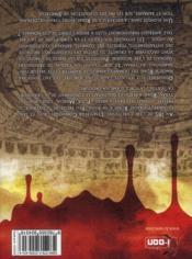Virtus t.1 - 4ème de couverture - Format classique