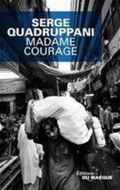 Madame Courage - Couverture - Format classique
