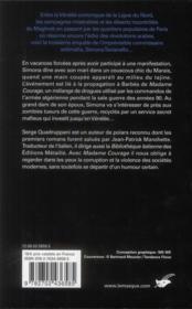 Madame Courage - 4ème de couverture - Format classique