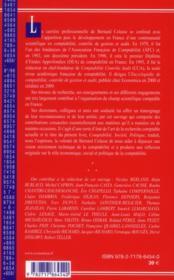 Comptabilite, societe, politique - melanges en l'honneur du professeur b. colasse - 4ème de couverture - Format classique