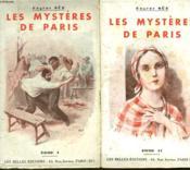 Les Mysteres De Paris - 2 Tomes ( 1 Et 2) - Couverture - Format classique