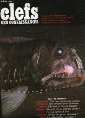 Clefs Des Connaissances - N°13 - Couverture - Format classique