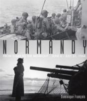 Vente livre :  Normandy from d-day to the breakout: june 6-july 31, 1944  - Dominique