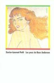 Les Yeux De Rose Andersen - Couverture - Format classique