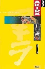 Akira - Tome 08 - Intérieur - Format classique