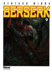 Berserk - Tome 09 - Couverture - Format classique