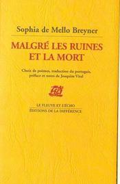 Malgre Les Ruines Et La Mort - Intérieur - Format classique