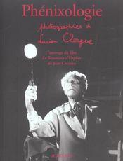 Phénixologie ; le testament d'Orphée de Jean Cocteau - Intérieur - Format classique