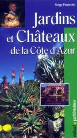 Jardins et châteaux de la Côte d'Azur - Couverture - Format classique