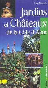 Jardins et châteaux de la Côte d'Azur - Intérieur - Format classique