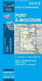 Pont-à-Mousson - Couverture - Format classique