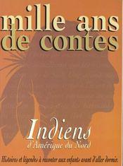 Mille ans de contes indiens - Intérieur - Format classique