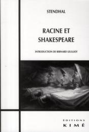 Racine et Shakespeare - Couverture - Format classique