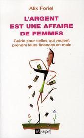 L'argent est une affaire de femmes - Intérieur - Format classique