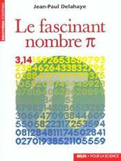 Le Fascinant Nombre Pi - Intérieur - Format classique