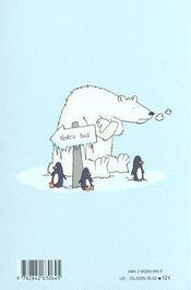 L'expedition polaire a bicyclette - 4ème de couverture - Format classique