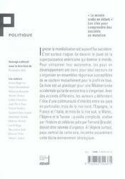 Algerie, maghreb : le pari mediterraneen - 4ème de couverture - Format classique