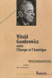 Witold gombrowicz, entre l'europe et l'amérique - Intérieur - Format classique