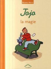 Jojo la magie - Intérieur - Format classique