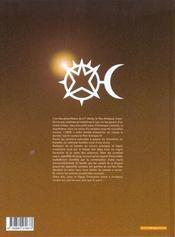 Gipsy t.6 ; rire azteque - 4ème de couverture - Format classique