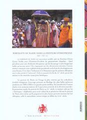 Vierges d'éthiopie - 4ème de couverture - Format classique