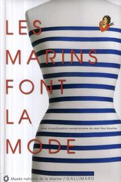 Les Marins Font La Mode - Couverture - Format classique