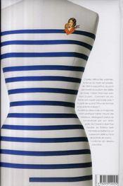 Les Marins Font La Mode - 4ème de couverture - Format classique