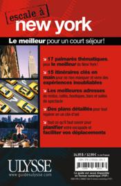 Vente livre :  Escale à New York  - Collectif