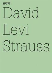 Documenta 13 Vol 72 David Levi Strauss /Anglais/Allemand - Couverture - Format classique