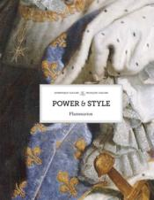 Power And Style: A World History Of Poli - Couverture - Format classique