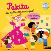 Pakita ; la maîtresse magique ! - Couverture - Format classique