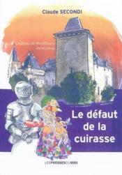 Le Defaut De La Cuirasse - Couverture - Format classique
