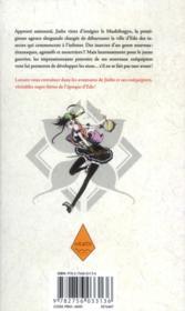 Jinbe évolution t.1 - 4ème de couverture - Format classique