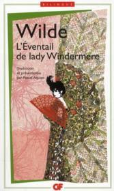 L'eventail de lady Windermere - Couverture - Format classique