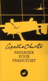 Passager pour Francfort - Couverture - Format classique