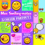 Vente livre :  Mes smiley notes  - Collectif