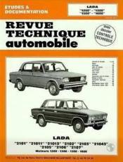 Lada, 2101, 21011, 21013, 2102 - Couverture - Format classique