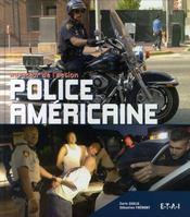 Police américaine - Intérieur - Format classique