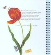 Mon almanach ; 4 saisons au jardin - 4ème de couverture - Format classique