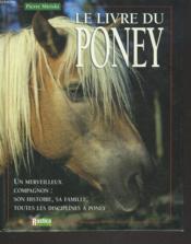 Le Livre Du Poney - Couverture - Format classique
