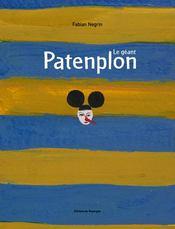 Le géant Patenplon - Couverture - Format classique