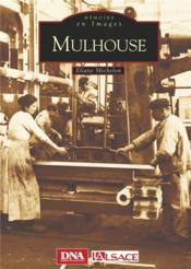 Mulhouse - Couverture - Format classique