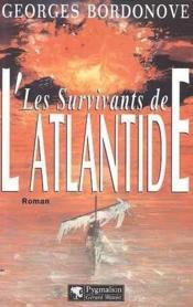 Les Survivants De L'Atlantide - Couverture - Format classique