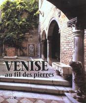 Venise Au Fil Des Pierre Broche - Intérieur - Format classique