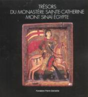 Tresors Du Monastere Sainte-Catherine - Couverture - Format classique