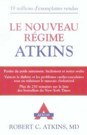Le Nouveau Regime Atkins - Intérieur - Format classique
